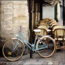 אופניים, קפה, בית קפה, כיסאות, סצינת בית קפה, שולחן קפה, צרפת, פריז, צילום, תמונה קפה ואופניים