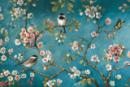 פרחים ציורים  דקורטיבי